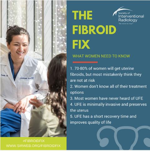 Uterine Fibroid Treatment Facts